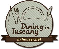 Dining in Tuscany
